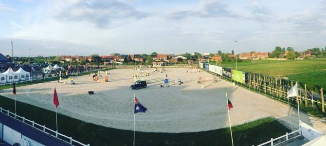 CSI 3* Moorsele